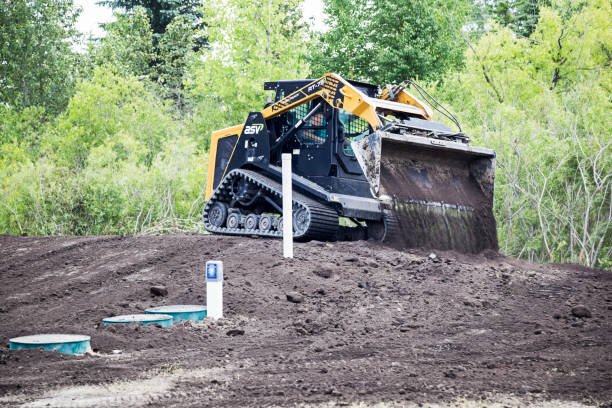 Morse Engineering and Construction Industries - Mound Septic Systems